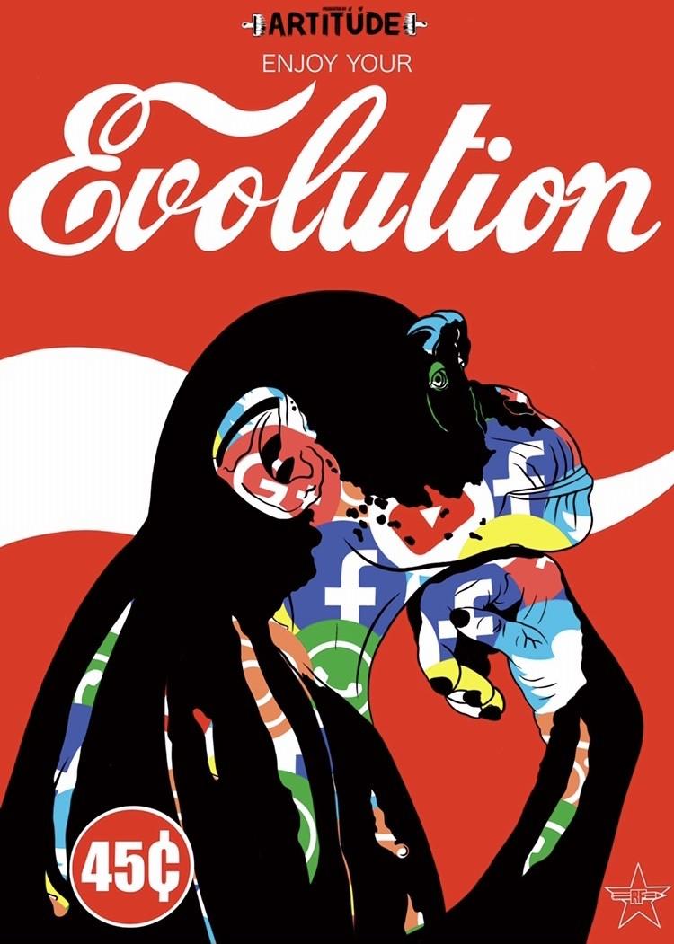 Enjoy your Evolution 2